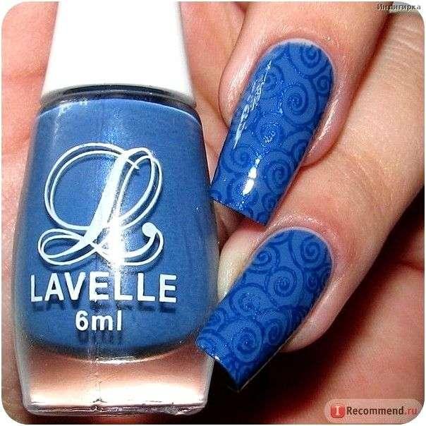 Лак для ногтей Lavelle Karnaval Collection 6 мл
