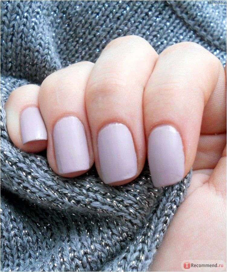 Лак для ногтей - матовое покрытие Golden Rose Matte Top Coat