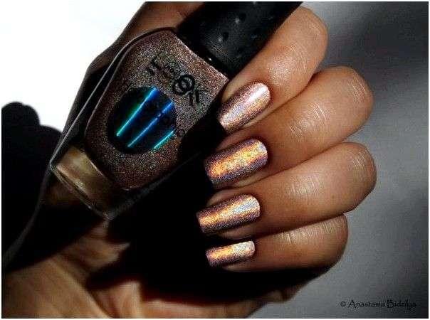 Лак для ногтей NailLOOK Holographic