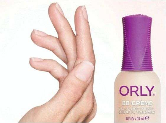 Лак для ногтей ORLY BB CREME all-in-one topical cosmetic treatment
