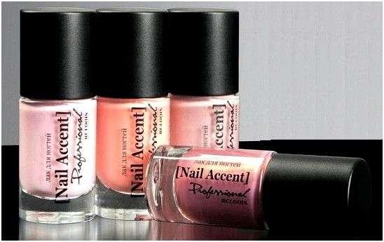 Лак для ногтей Relouis / Релуи Nail Accent Professional