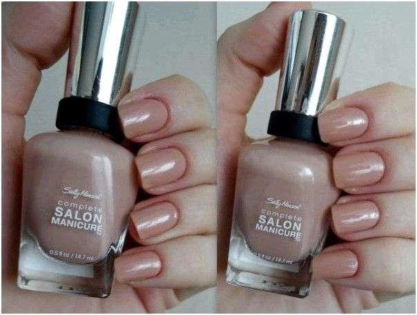Лак для ногтей Sally Hansen SALON manicure