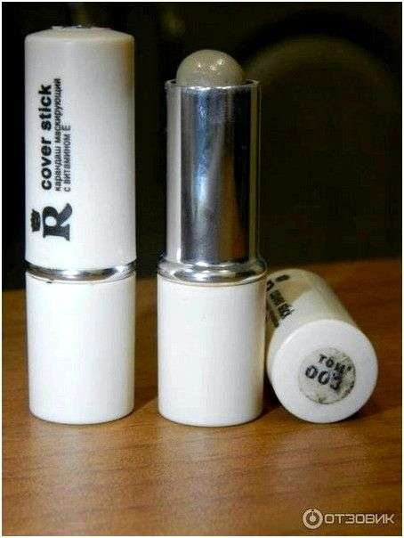 Маскирующий карандаш Relouis / Релуи COVER STICK с витамином Е