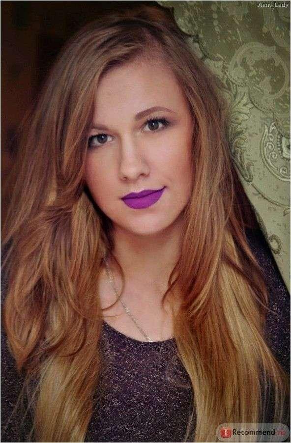 Матовая помада QiBest Long Lasting Lip Gloss