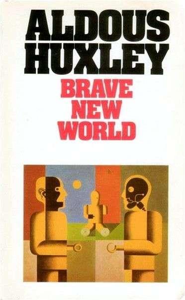 О дивный новый мир, Олдос Хаксли
