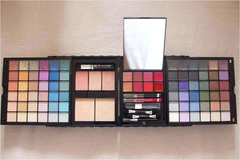 Палетка для макияжа лица Л'Этуаль Palette beaute из 88 цветов