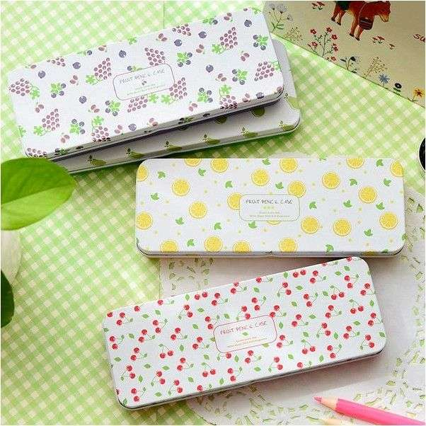 Пенал AliExpress 4 Star series design school stationery iron pencil box supplies for students 0032