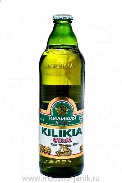 Пиво KILIKIA KILIKIA