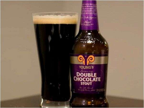 Пиво Young's Double Chocolate Stout