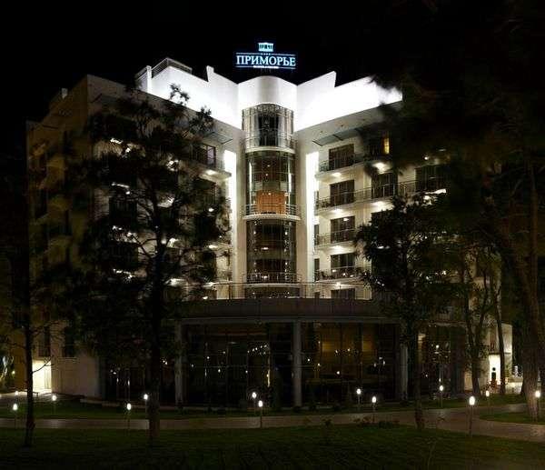 Приморье SPA HOTEL & WELLNESS 4*, Россия, Геленджик
