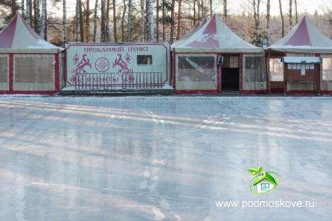 Природный курорт Яхонты, Россия, Ногинский район,деревня Жилино
