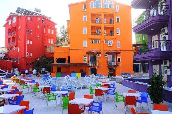 Rainbow Castle Hotel 3*, Турция, Сиде