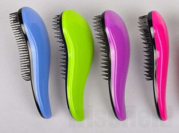 Расческа для волос Aliexpress Magic Detangling Handle Tangle Shower Hair Brush Comb Salon Styling Tamer Tool