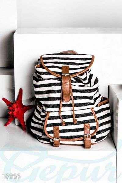 Рюкзак женский Gepur В ГОРОШЕК Артикул: 16067