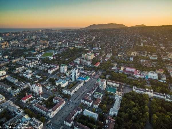 Россия, Новороссийск