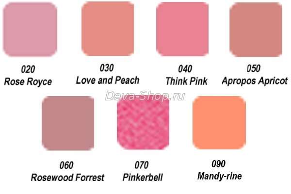Румяна Catrice Defining blush