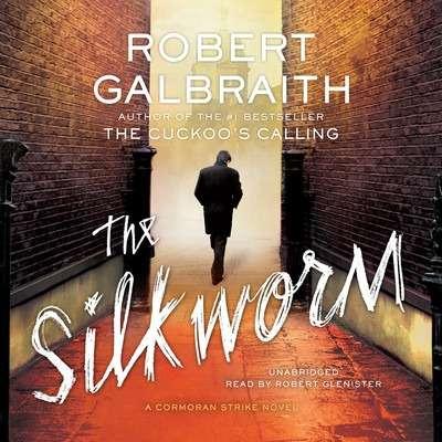 Шелкопряд / The Silkworm. Роберт Гэлбрейт, Джоан Роулинг