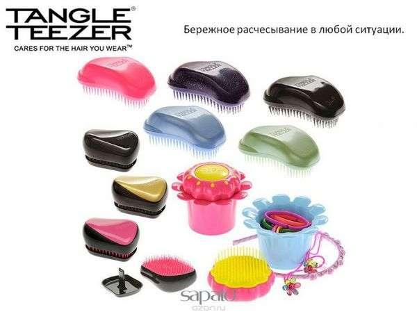 Щетка для волос TANGLE TEEZER Original