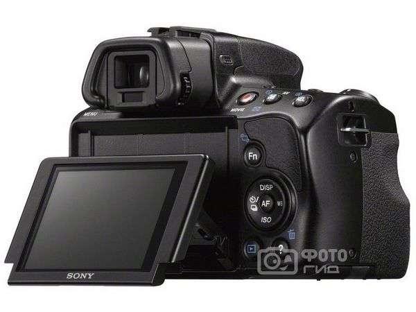 Sony Alpha SLT-A37