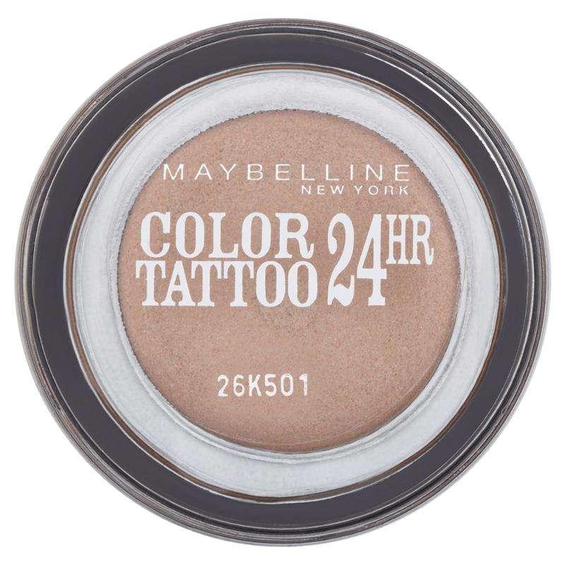 Тени для век MAYBELLINE Color tattoo