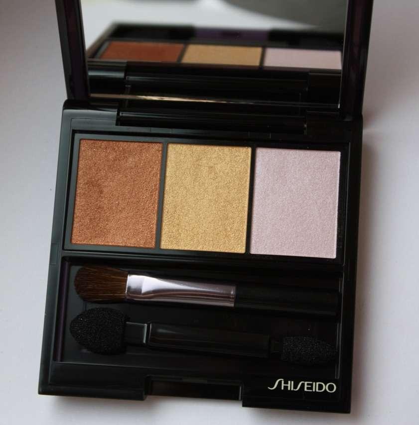 Тени Shiseido Luminizing Satin Eye Color