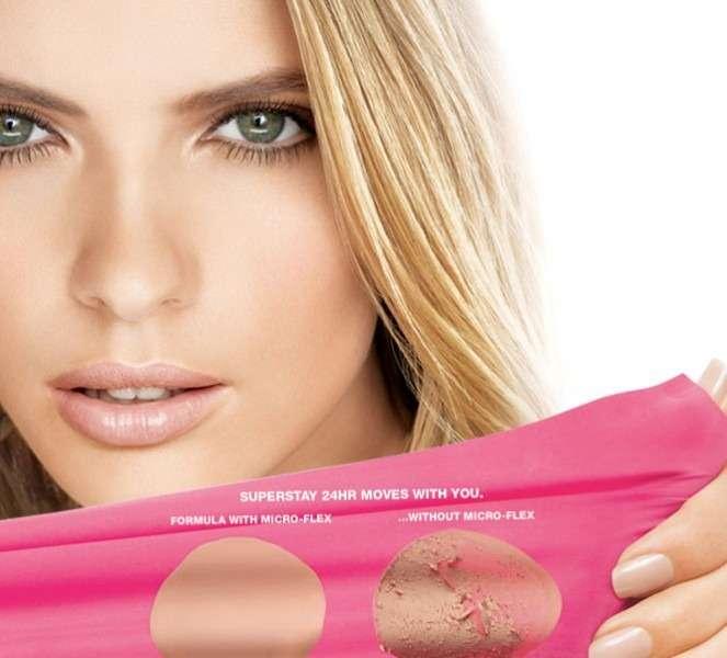 Тональная основа MAYBELLINE Super Stay Makeup Micro-Flex Formula 24HR