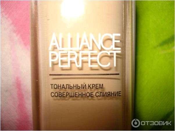 Тональный крем L'Oreal Alliance perfect 'Совершенное слияние'
