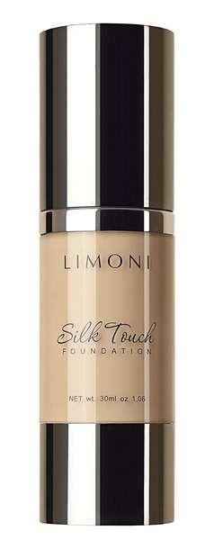 Тональный крем Limoni Silk Touch