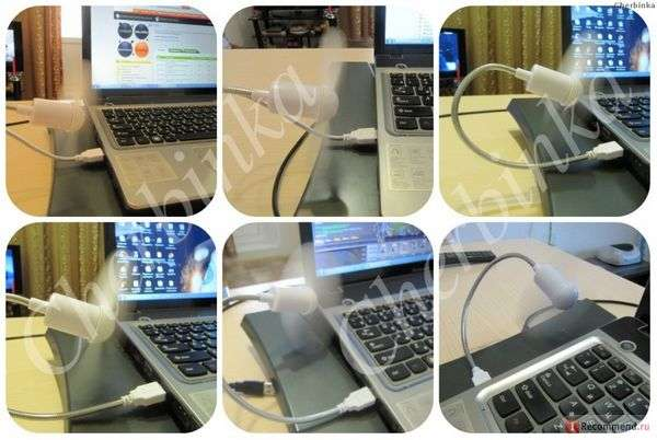Вентилятор Fix Price мини-вентилятор USB, 31 см