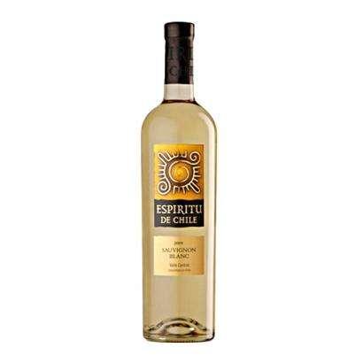 Вино Espiritu de Chile красное полусладкое