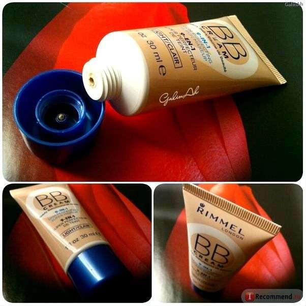 ВВ крем Rimmel Skin Perfecting Super Makeup 9 в 1