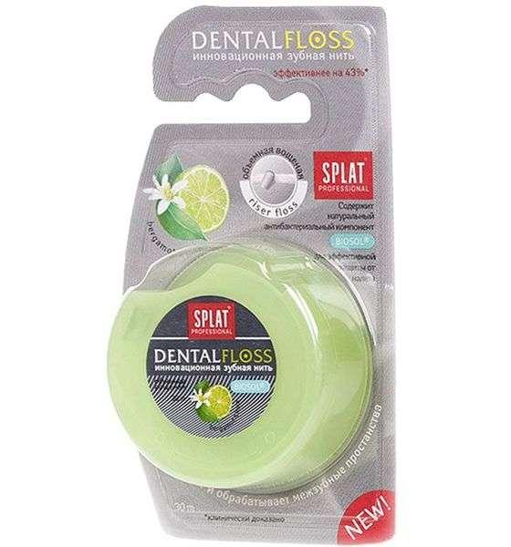 Зубная нить SPLAT DENTALFLOSS
