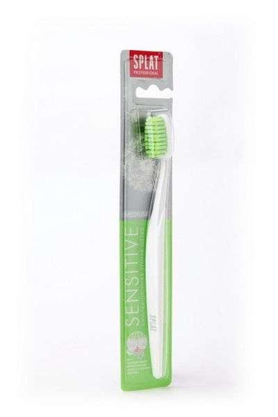 Зубная щетка SPLAT Professional WHITENING